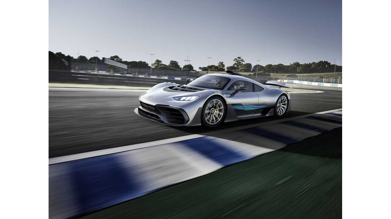 Every Mercedes-AMG Will Be Offered As A Plug-In Hybrid