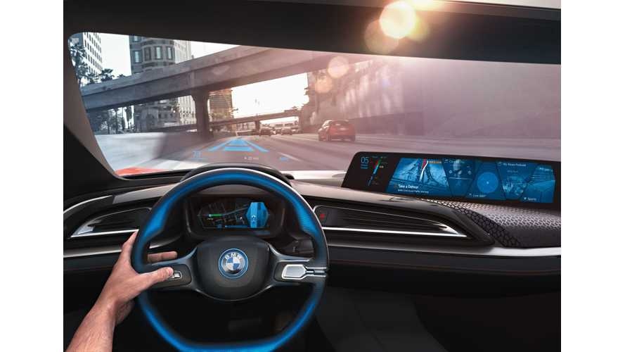 BMW, Intel and Mobileye Autonomous Driving For 2021 Conference - Tesla Autopilot Accident Reaction