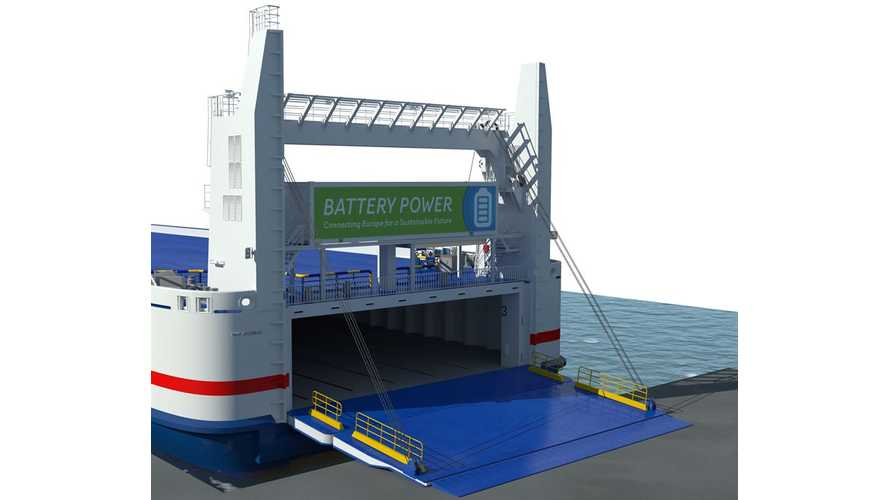 Stena To Launch Electric Ferries With Up To 50 Miles Of Range
