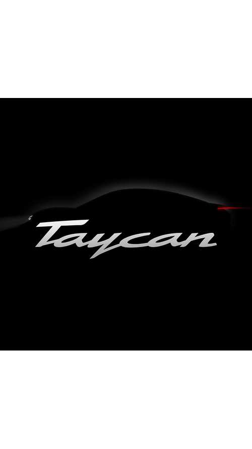 Porsche Taycan - Everything We Know