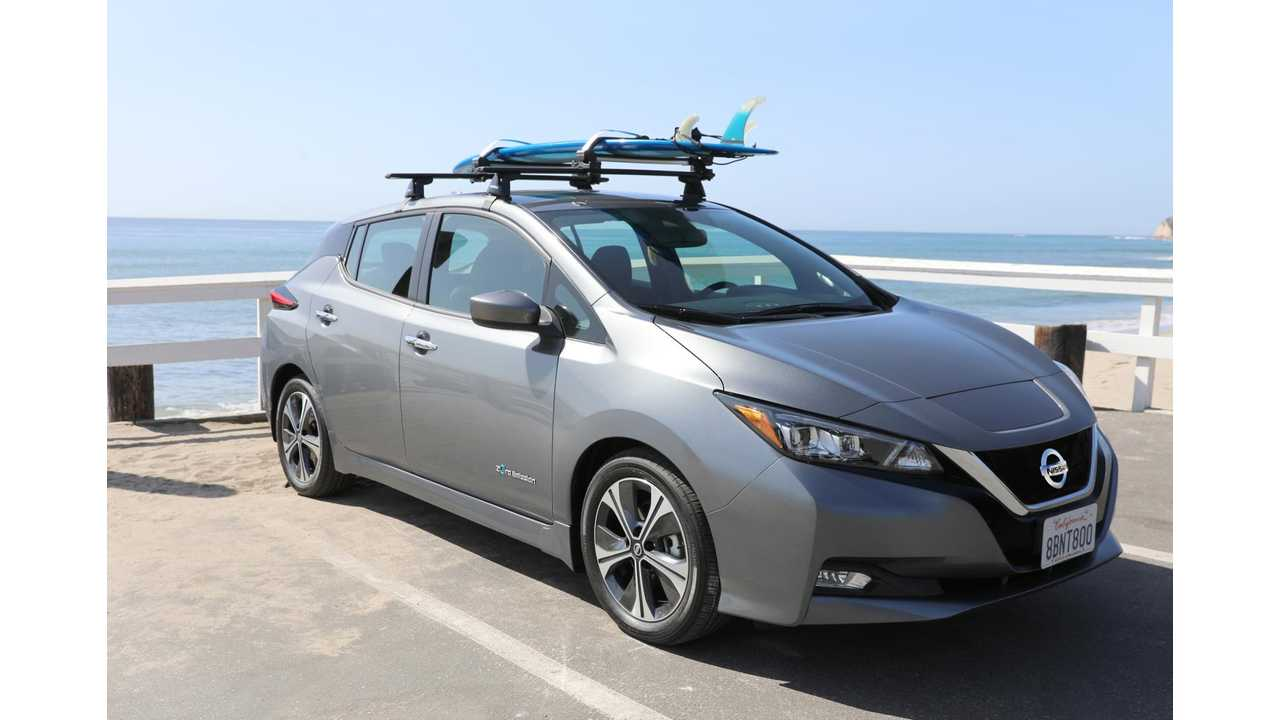 New Nissan LEAF Ad - Together We Can Transform The Future