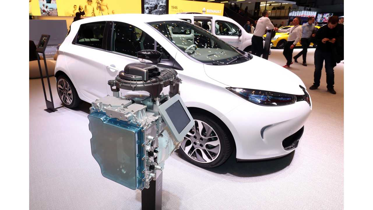 Renault Invests Big Bucks ($1.16 Billion) To Drive Electric Car Production Up