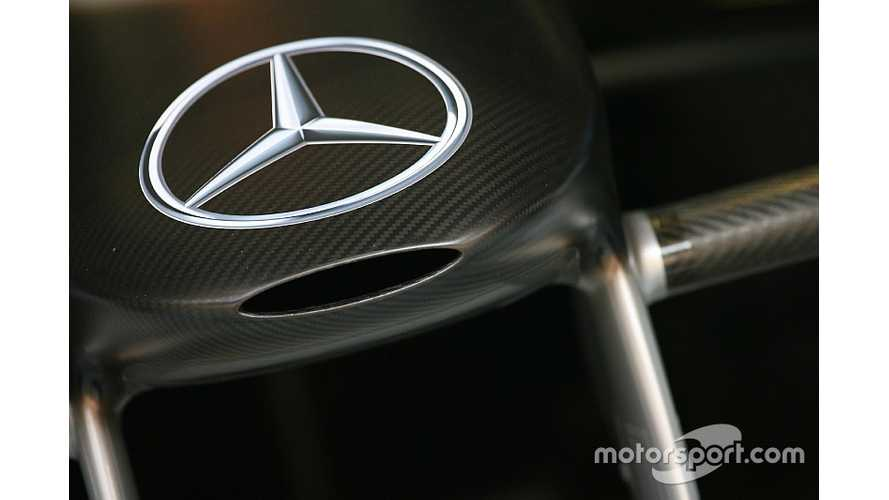 Mercedes-Benz Has Until October To Decide On Formula E Entry