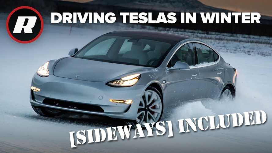 Tesla Model 3 Performance To Get Enhanced Track Mode?