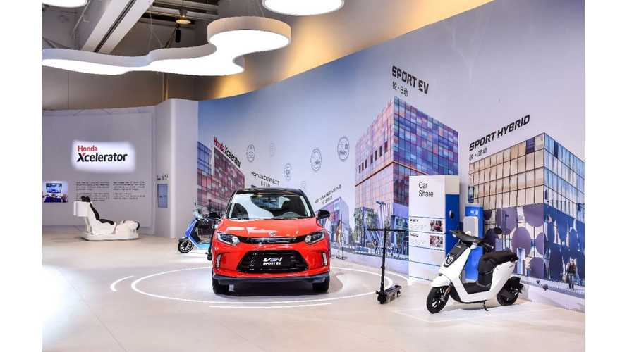 Honda To Launch 20 Electrified Cars In China By 2025