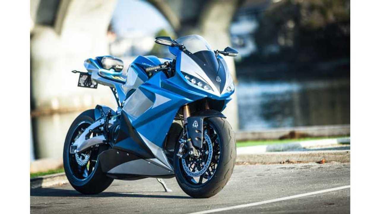 Lightning LS-218 Electric Super Bike Enters Production