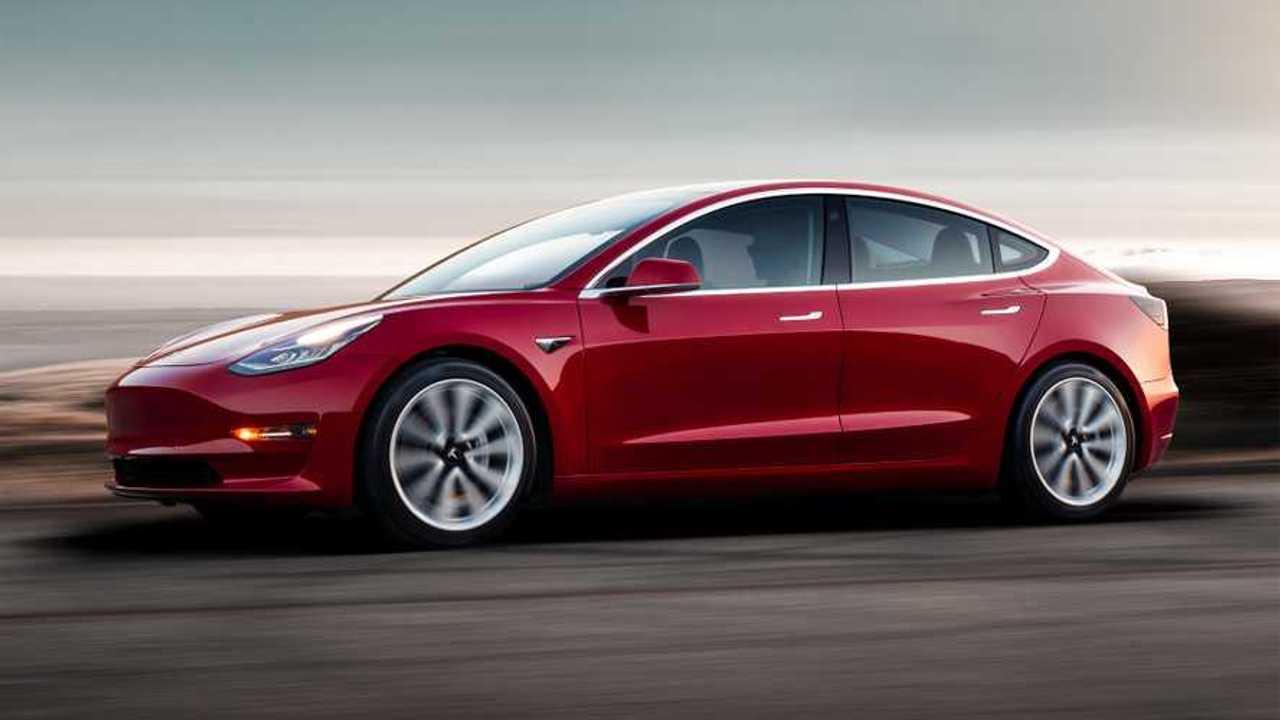 Tesla Model 3: 5th Best-Selling Passenger Car In U.S. Last Month