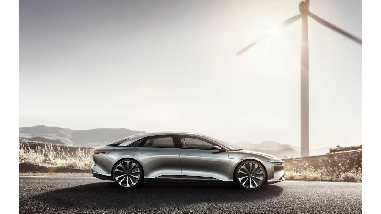 Lucid Air Is Highlighted And Discussed By Fully Charged - Video