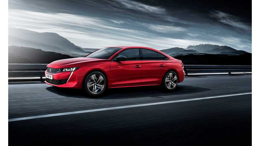 New Peugeot 508 To Spawn As PHEV In 2019