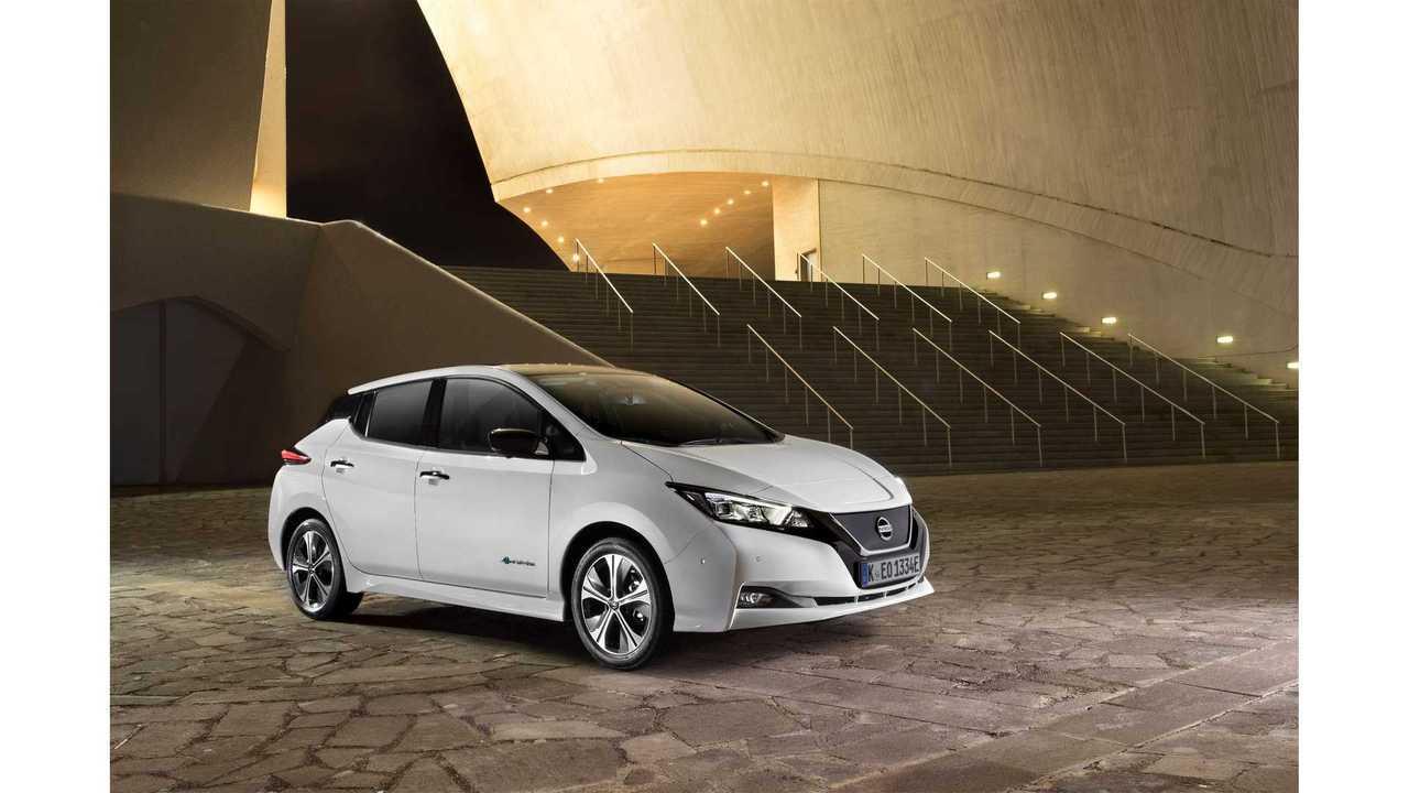Via Mitsubishi Corp., Nissan Could Get Big Electric Car Boost