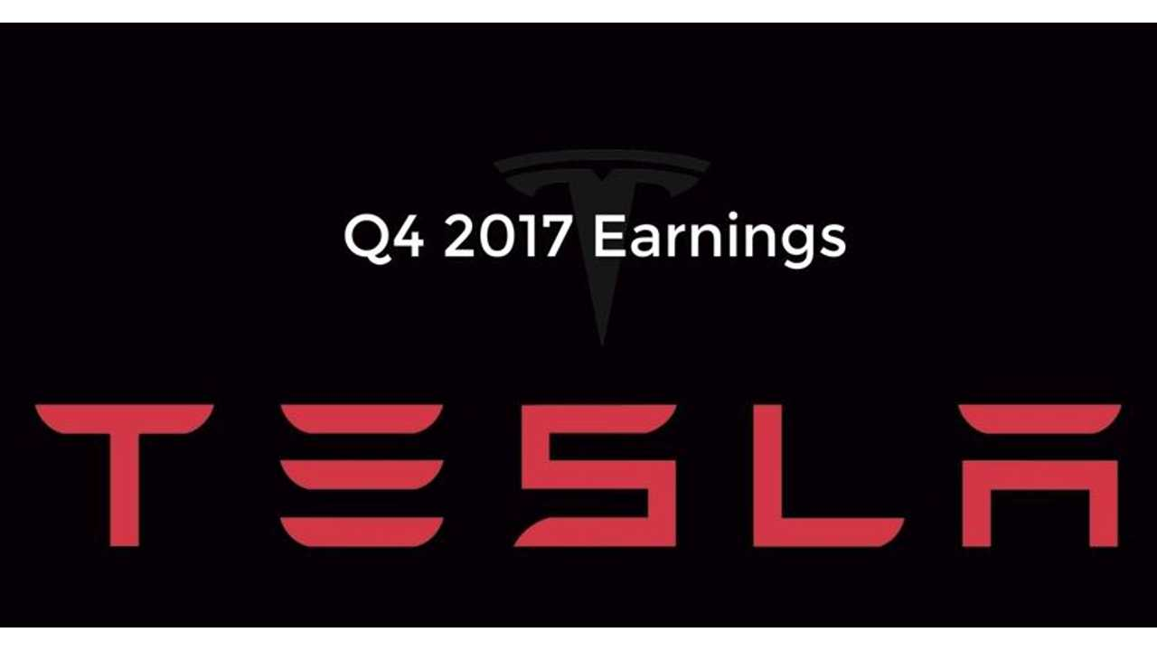 Tesla Q4 Conference Call In Its Entirety - Video
