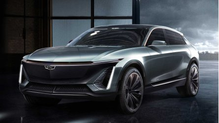 Cadillac To Unveil First Electric Car In April
