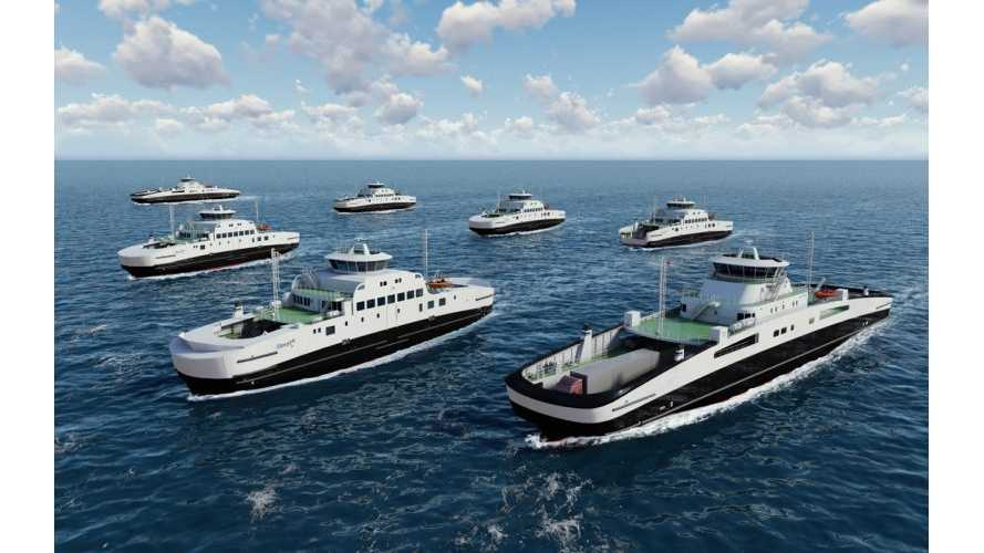 Corvus Energy To Supply Battery Packs For Fjord1 Electric Ferries