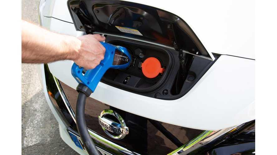 Nissan LEAF Rapidgate Software Fix For Europe Only