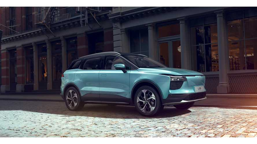 Aiways U5: Elektro-SUV aus China kommt im April 2020 nach Europa
