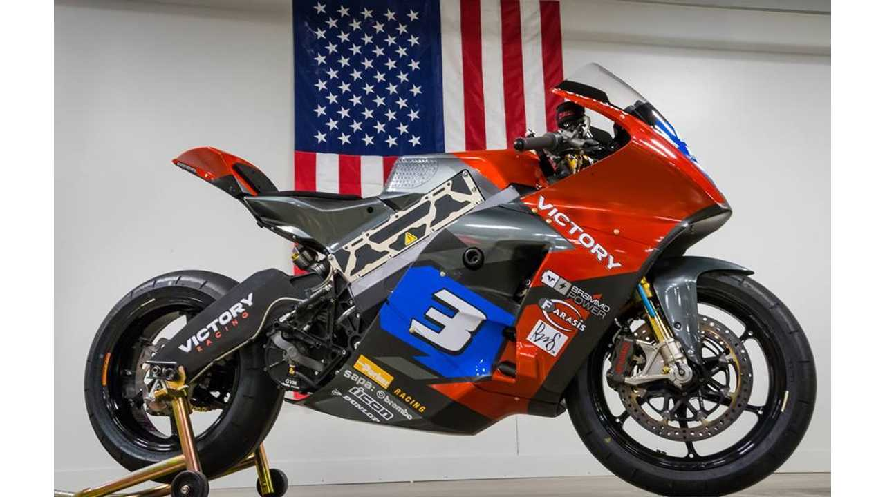 Victory Motorcycle Stolen From Brammo HQ: Reward Offered