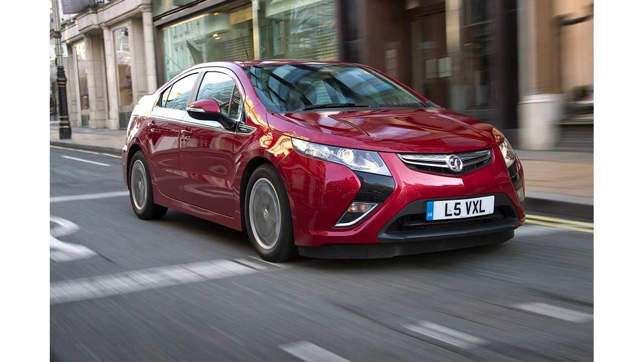 While The Original Opel Ampera Was Well Suited To Compete In Europe, Its Price Point Wasn't