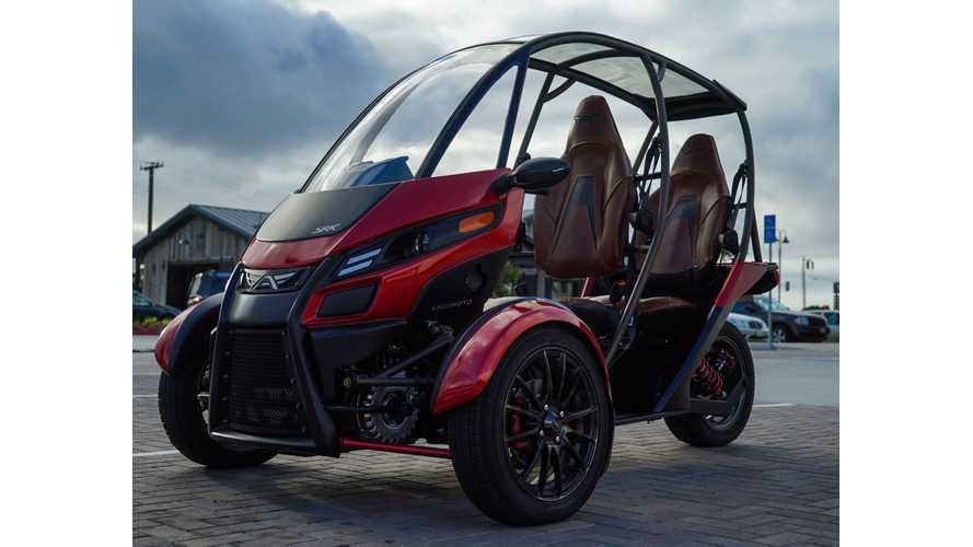 You're Invited To Drive The Three-Wheeled Arcimoto SRK EV This Thursday