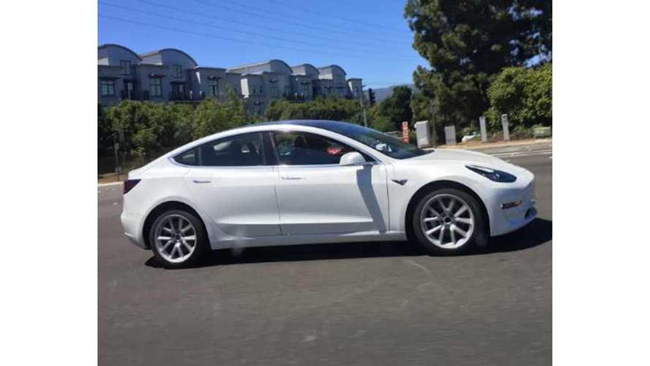 Tesla Releases New Model 3 Details In Model S Comparison Format