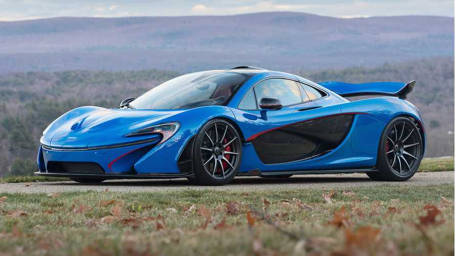 Pure Electric McLaren Still Under Consideration