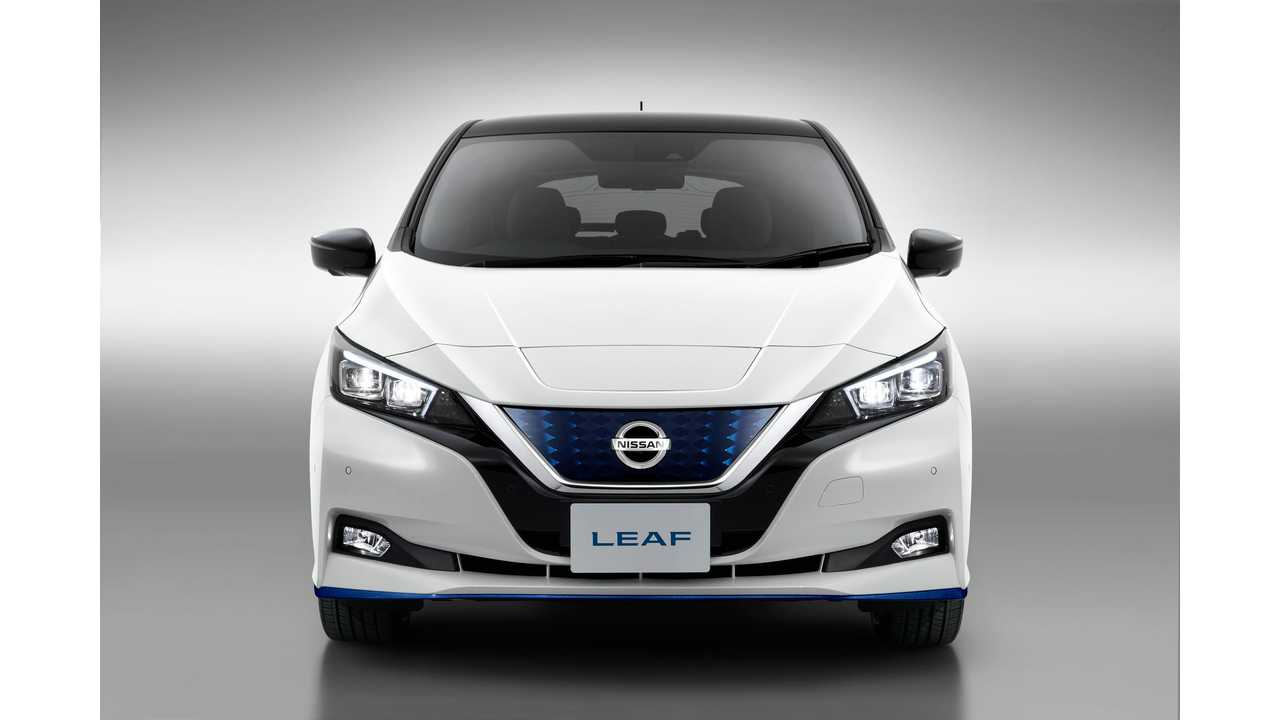 Nissan LEAF e+ Orders High: Production Capacity Might Be An Issue