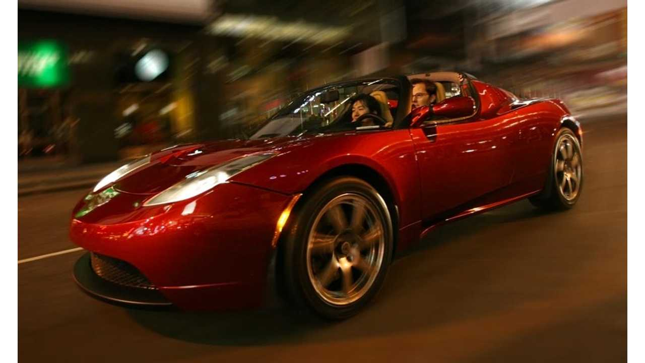 Elon Musk: New Tesla Roadster Battery Will Be Available This August