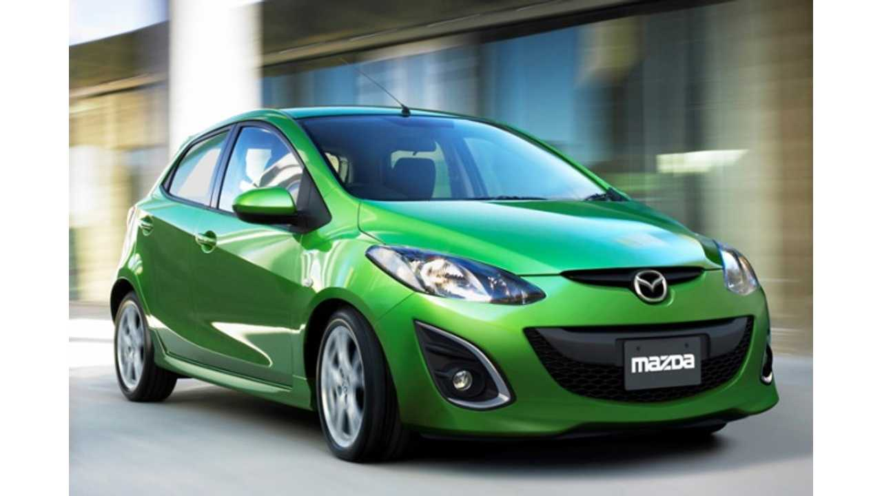 Toyota & Mazda To Team Up On Fuel-Cell, Plug-In And Other Green Tech