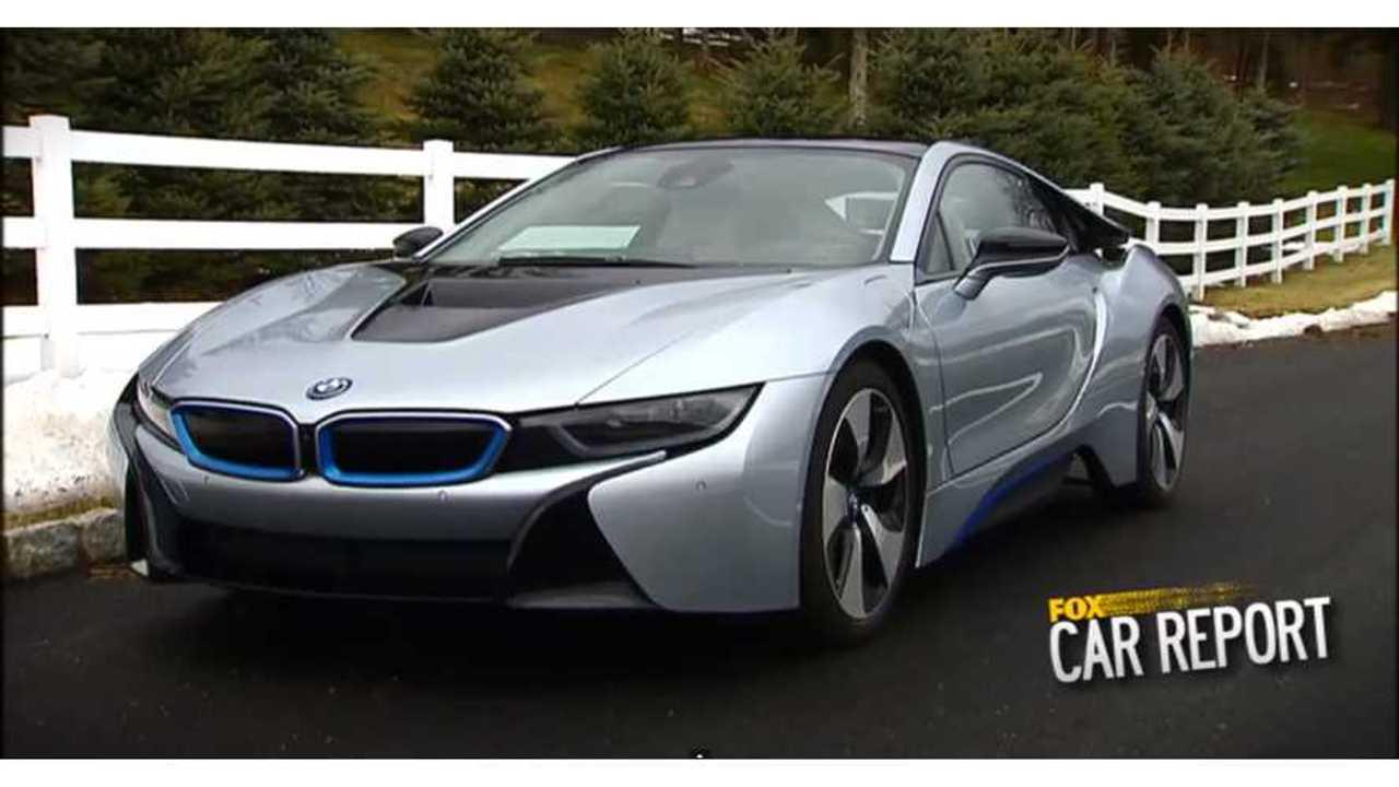 BMW i8 - Fox News