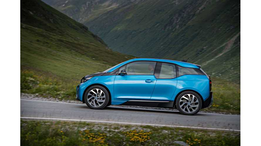 BMW Doubles Plug-in Vehicle Sales In January To Over 5,000, Up 115%
