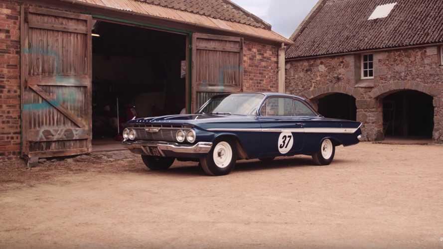 Dan Gurney's 1961 Chevrolet Impala Racer That Outgunned Jaguar