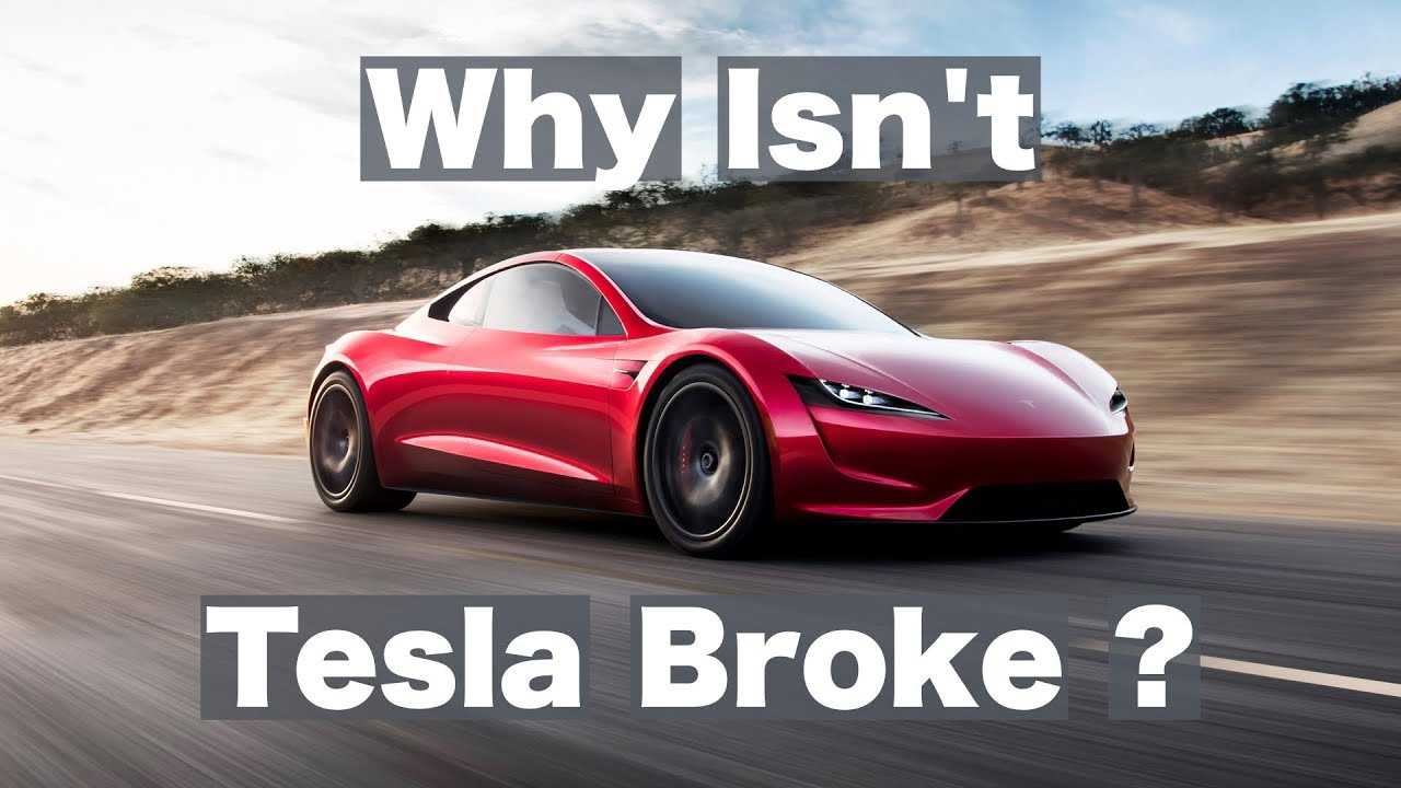 Have You Ever Wondered Why Tesla's Not Flat Broke?