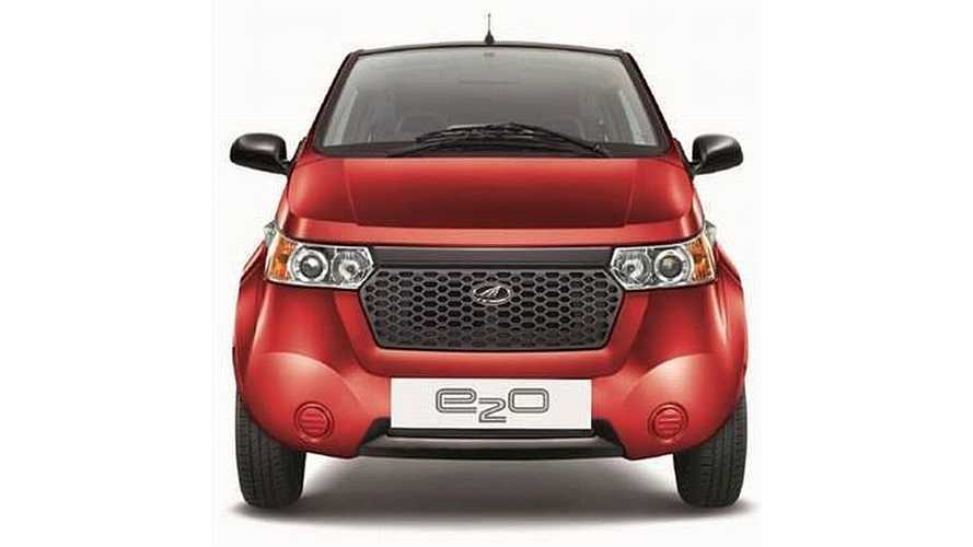 Mahindra e2o To Launch In UK Next Month