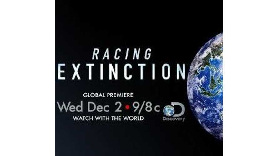 Racing Extinction Documentary Featuring Leilani Munter & Tesla Model S Airs Tonight On Discovery
