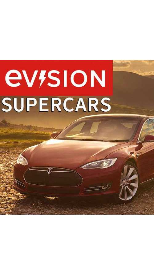 EVision Supercars First In UK To Offer Fleet Of Tesla Model S For Rent