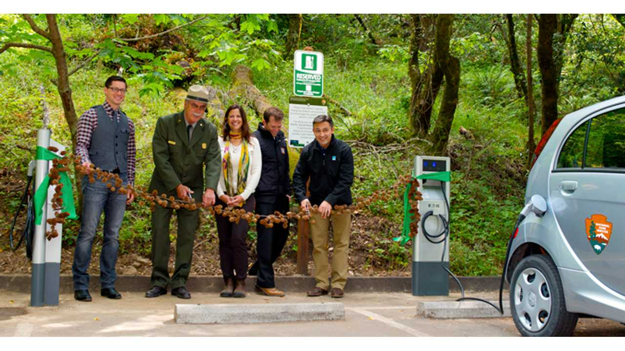12 State Parks In California To Get EV Charging Stations Via Adopt a Charger