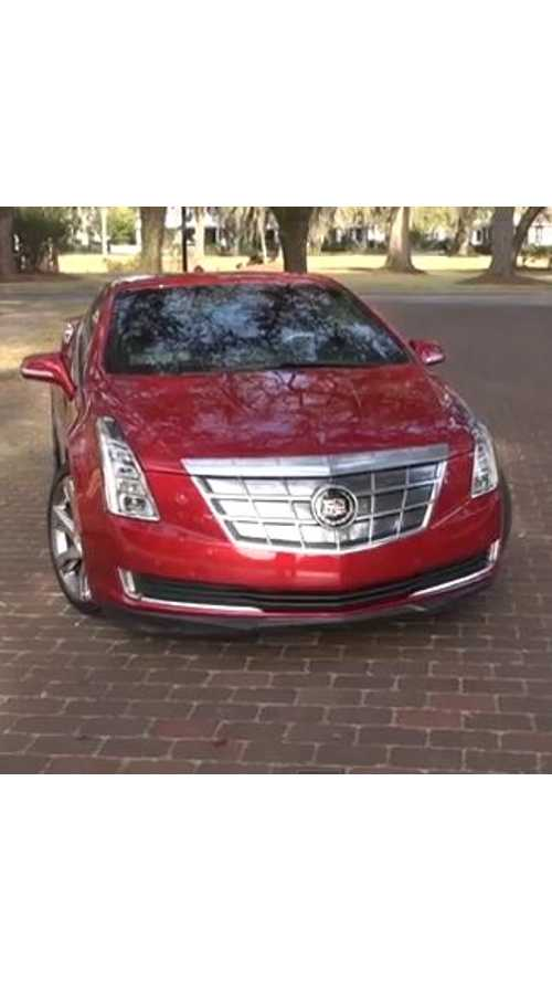 Cadillac ELR Deal - Up To $13,600 Off MSRP Plus $7,500 Federal Tax Credit