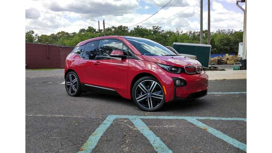 Revealed: Tom Moloughney's Custom Wrapped BMW i3