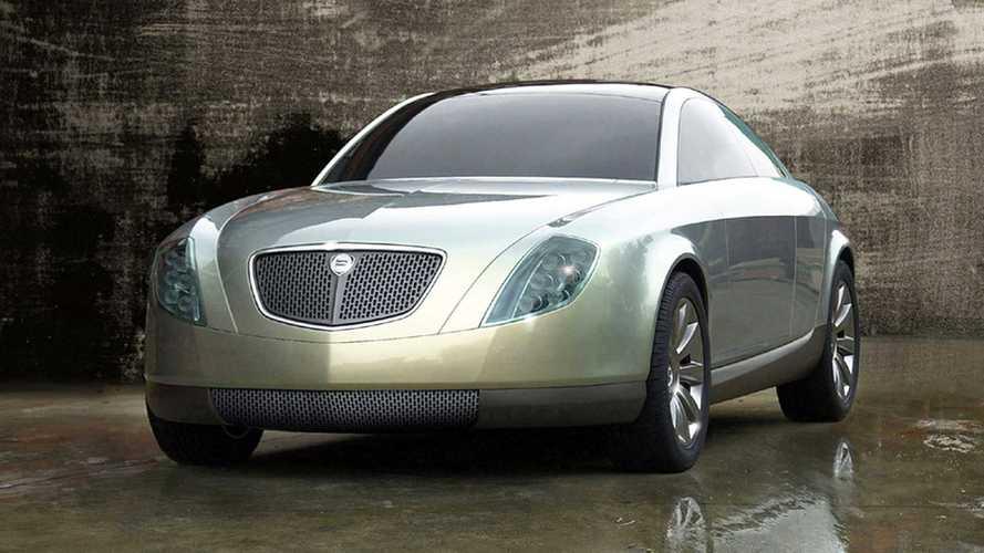 Concept oublié - Lancia Granturismo de 2002