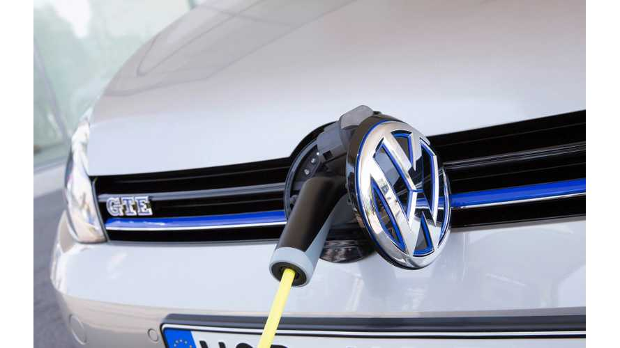 Volkswagen Group Sold More Than 140,000 Plug-In Cars In 2019