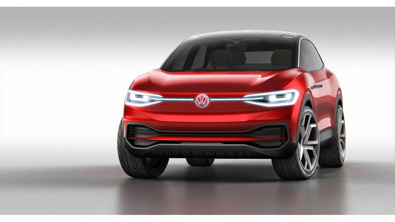 Volkswagen I.D. Crozz 311-Mile Electric CUV For $30,000-ish Before Incentives!