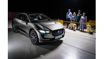 Guide Dogs Charity supports new Jaguar I-PACE safety sounds