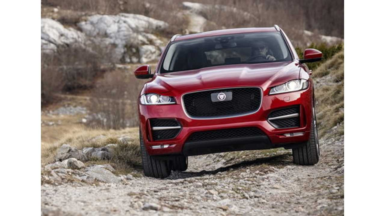 Jaguar Confirms E-Pace SUV Will Be Automaker's First Electric Vehicle