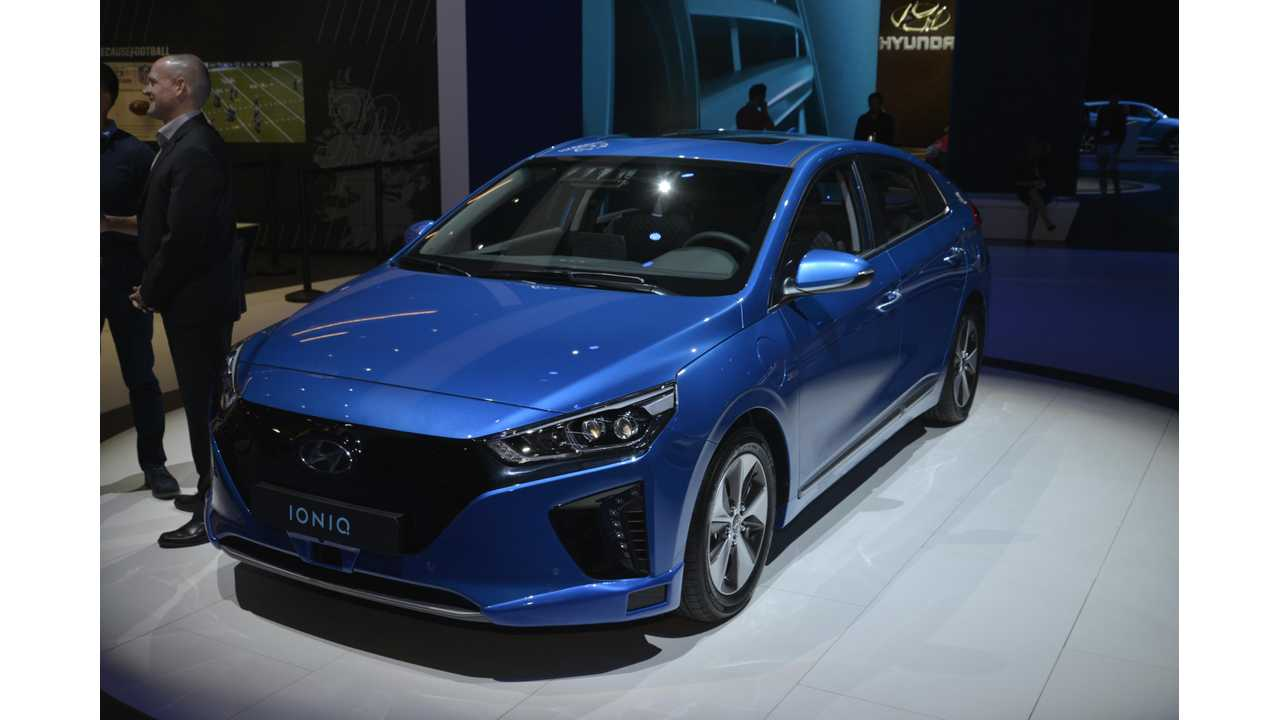 Hyundai IONIQ Plug-In Hybrid To Be Sold Nationwide Like Sonata PHEV