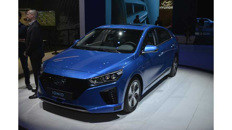 Hyundai IONIQ Plug-In Hybrid To Be Sold Nationwide Like Sonata PHEV