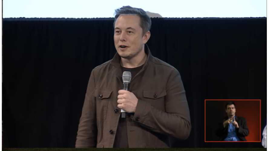Elon Musk On Why Supercharging Won't Be Free For Model 3 (w/video)
