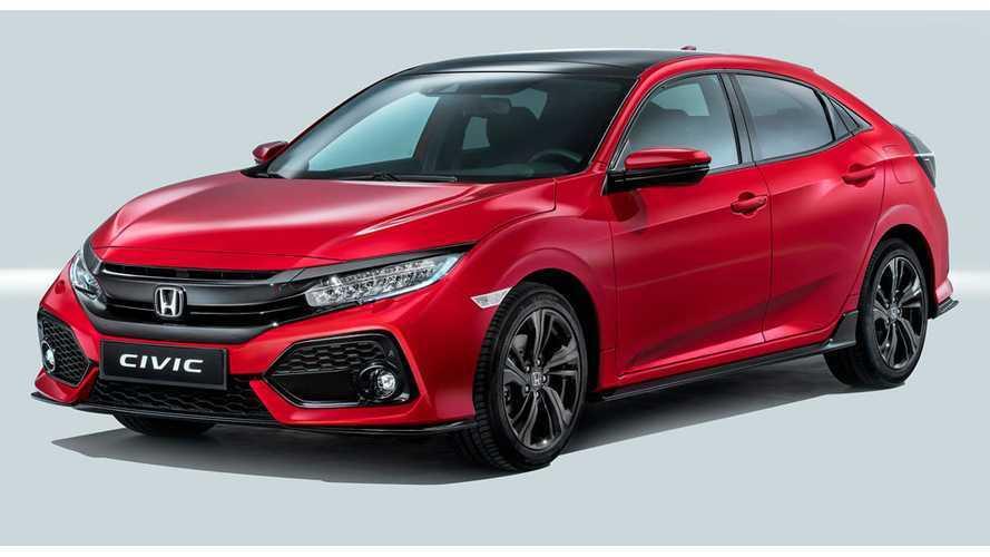 Plug-In Hybrid Honda Civic In The Works?