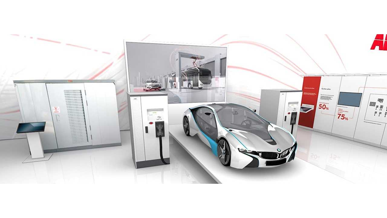 <em>ABB launches world's fastest e-vehicle charger at Hannover Messe, strengthening its leadership in sustainable mobility</em>