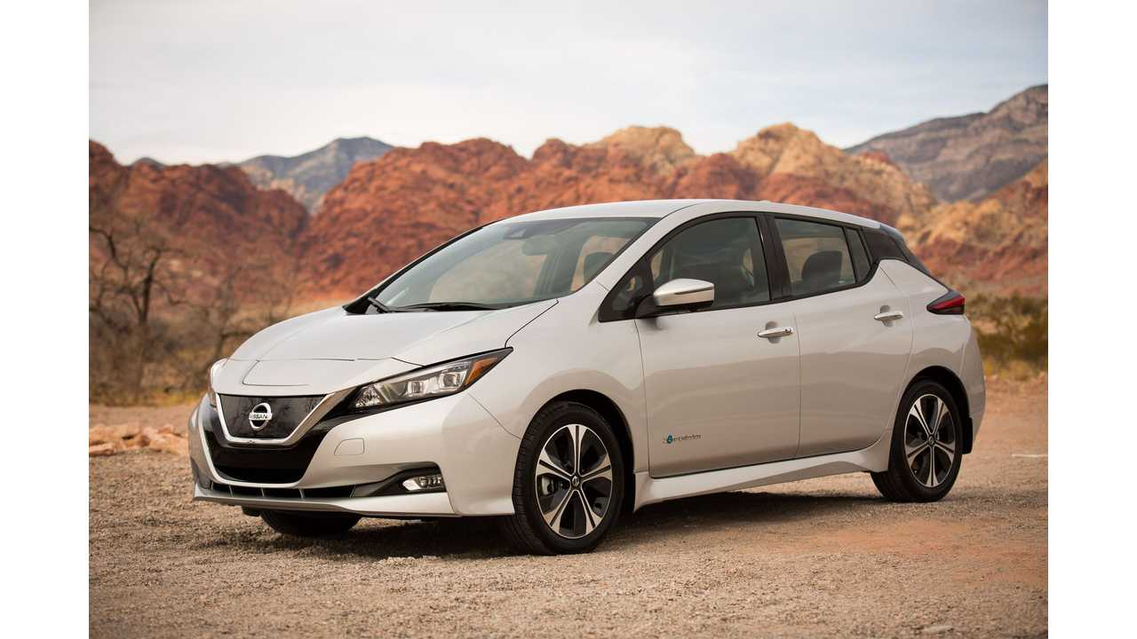 One More Way To Get $3,000 Off On 2018 Nissan LEAF