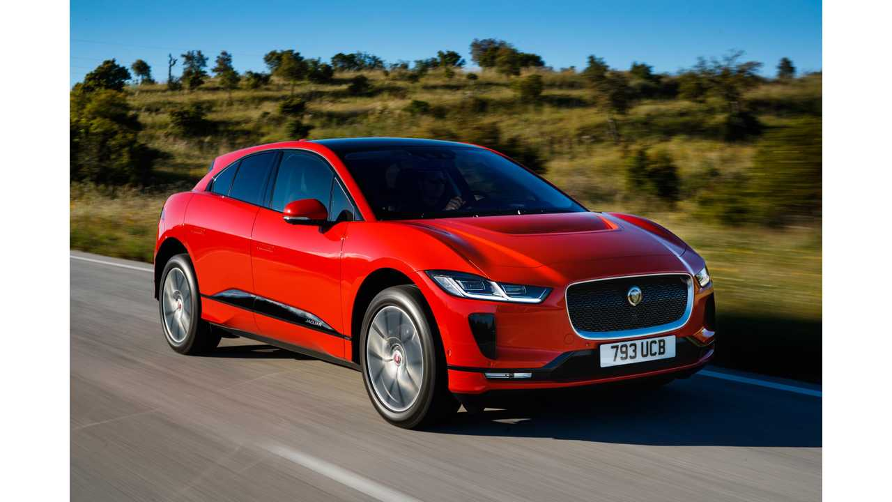 Jaguar I-PACE Named 2018 Professional Driver Car Of The Year