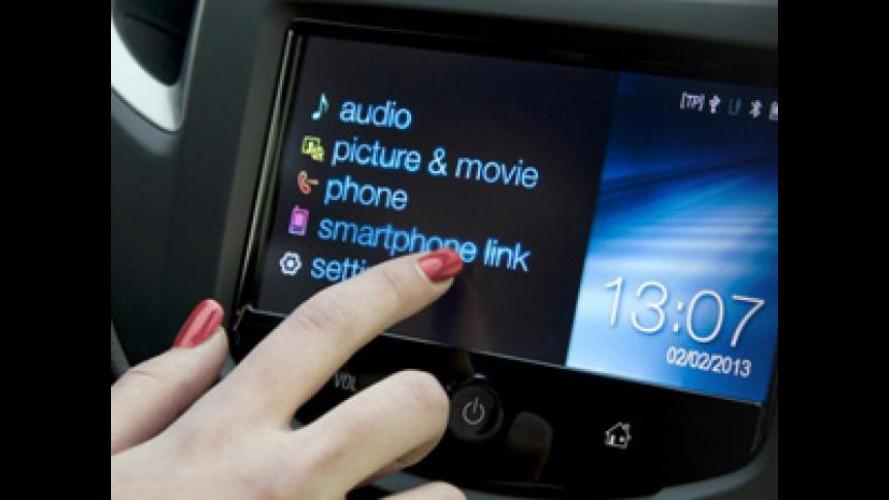 Chevrolet ti chiede quali app vorresti in auto